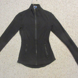 Lululemon Define Jacket - Luon - Black - Sz 2